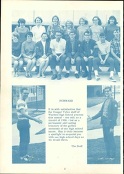 Page 8, 1968 Edition, Warden High School - Cougar Tales Yearbook (Warden, WA) online yearbook collection