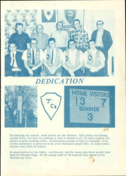 Page 9, 1968 Edition, Warden High School - Cougar Tales Yearbook (Warden, WA) online yearbook collection