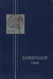 Page 1, 1945 Edition, Reardan High School - Warwhoop Yearbook (Reardan, WA) online yearbook collection