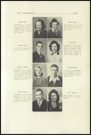 Page 11, 1945 Edition, Reardan High School - Warwhoop Yearbook (Reardan, WA) online yearbook collection
