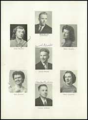 Page 14, 1953 Edition, Reardan High School - Warwhoop Yearbook (Reardan, WA) online yearbook collection