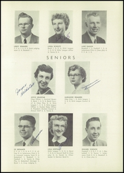Page 11, 1955 Edition, Reardan High School - Warwhoop Yearbook (Reardan, WA) online yearbook collection