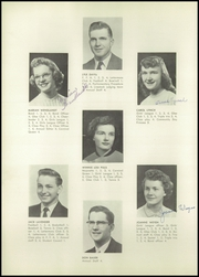 Page 12, 1955 Edition, Reardan High School - Warwhoop Yearbook (Reardan, WA) online yearbook collection