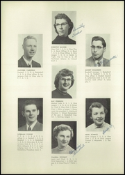 Page 14, 1955 Edition, Reardan High School - Warwhoop Yearbook (Reardan, WA) online yearbook collection