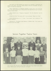 Page 17, 1955 Edition, Reardan High School - Warwhoop Yearbook (Reardan, WA) online yearbook collection