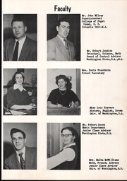 Page 13, 1953 Edition, Langley High School - Falcon Yearbook (Langley, WA) online yearbook collection