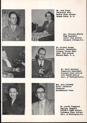 Page 15, 1953 Edition, Langley High School - Falcon Yearbook (Langley, WA) online yearbook collection
