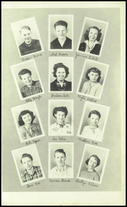 Page 13, 1950 Edition, Seattle Christian High School - Shield Yearbook (Seattle, WA) online yearbook collection