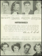 Page 10, 1951 Edition, Seattle Christian High School - Shield Yearbook (Seattle, WA) online yearbook collection