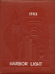 1953 Edition, Friday Harbor High School - Harbor Light Yearbook (Friday Harbor, WA)