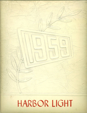 1959 Edition, Friday Harbor High School - Harbor Light Yearbook (Friday Harbor, WA)