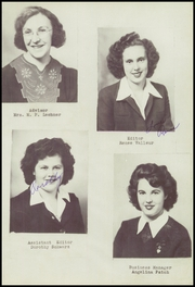 Page 9, 1945 Edition, Adna High School - Adonian Yearbook (Adna, WA) online yearbook collection