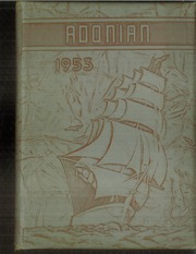 Page 1, 1953 Edition, Adna High School - Adonian Yearbook (Adna, WA) online yearbook collection