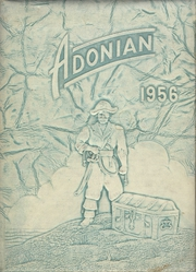 1956 Edition, Adna High School - Adonian Yearbook (Adna, WA)