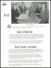 Page 16, 1958 Edition, Adna High School - Adonian Yearbook (Adna, WA) online yearbook collection