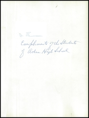 Page 5, 1958 Edition, Adna High School - Adonian Yearbook (Adna, WA) online yearbook collection