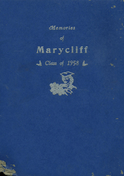Page 1, 1958 Edition, Marycliff High School - Memories Yearbook (Spokane, WA) online yearbook collection