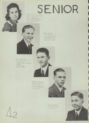 Page 12, 1942 Edition, Kittitas High School - Coyotes Echo Yearbook (Kittitas, WA) online yearbook collection