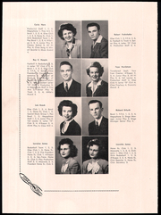 Page 18, 1945 Edition, Davenport High School - Gorilla Yearbook (Davenport, WA) online yearbook collection