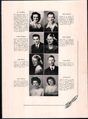 Page 19, 1945 Edition, Davenport High School - Gorilla Yearbook (Davenport, WA) online yearbook collection