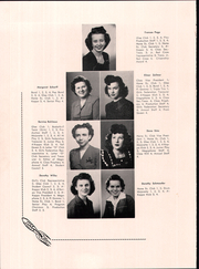 Page 20, 1945 Edition, Davenport High School - Gorilla Yearbook (Davenport, WA) online yearbook collection