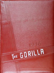 Davenport High School - Gorilla Yearbook (Davenport, WA) online yearbook collection, 1946 Edition, Page 1