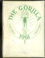 Page 1, 1961 Edition, Davenport High School - Gorilla Yearbook (Davenport, WA) online yearbook collection