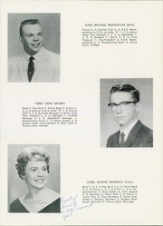 Page 11, 1961 Edition, Davenport High School - Gorilla Yearbook (Davenport, WA) online yearbook collection