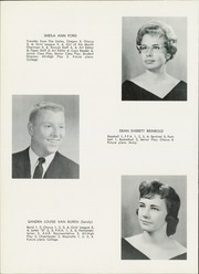 Page 12, 1961 Edition, Davenport High School - Gorilla Yearbook (Davenport, WA) online yearbook collection