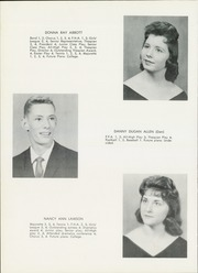 Page 14, 1961 Edition, Davenport High School - Gorilla Yearbook (Davenport, WA) online yearbook collection