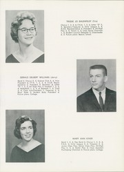 Page 15, 1961 Edition, Davenport High School - Gorilla Yearbook (Davenport, WA) online yearbook collection