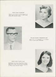 Page 16, 1961 Edition, Davenport High School - Gorilla Yearbook (Davenport, WA) online yearbook collection