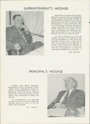 Page 6, 1961 Edition, Davenport High School - Gorilla Yearbook (Davenport, WA) online yearbook collection