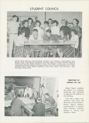 Page 7, 1961 Edition, Davenport High School - Gorilla Yearbook (Davenport, WA) online yearbook collection