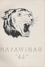 1946 Edition, Napavine High School - Napawinah Yearbook (Napavine, WA)