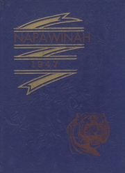 1947 Edition, Napavine High School - Napawinah Yearbook (Napavine, WA)