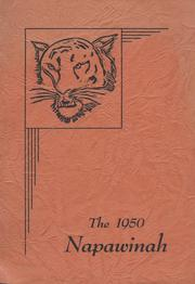 1950 Edition, Napavine High School - Napawinah Yearbook (Napavine, WA)