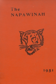 Napavine High School - Napawinah Yearbook (Napavine, WA) online yearbook collection, 1951 Edition, Page 1