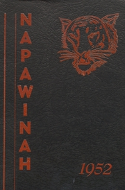 1952 Edition, Napavine High School - Napawinah Yearbook (Napavine, WA)