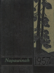 1957 Edition, Napavine High School - Napawinah Yearbook (Napavine, WA)