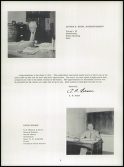 Page 10, 1957 Edition, Napavine High School - Napawinah Yearbook (Napavine, WA) online yearbook collection