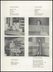 Page 11, 1957 Edition, Napavine High School - Napawinah Yearbook (Napavine, WA) online yearbook collection