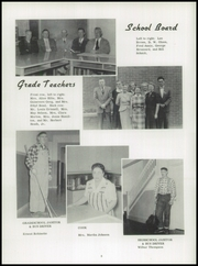 Page 12, 1957 Edition, Napavine High School - Napawinah Yearbook (Napavine, WA) online yearbook collection