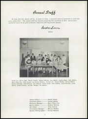 Page 6, 1957 Edition, Napavine High School - Napawinah Yearbook (Napavine, WA) online yearbook collection