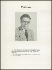 Page 7, 1957 Edition, Napavine High School - Napawinah Yearbook (Napavine, WA) online yearbook collection