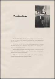 Page 9, 1947 Edition, La Conner High School - Pioneer Yearbook (La Conner, WA) online yearbook collection