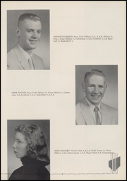 Page 11, 1958 Edition, La Conner High School - Pioneer Yearbook (La Conner, WA) online yearbook collection