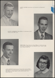 Page 12, 1958 Edition, La Conner High School - Pioneer Yearbook (La Conner, WA) online yearbook collection
