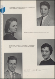 Page 13, 1958 Edition, La Conner High School - Pioneer Yearbook (La Conner, WA) online yearbook collection
