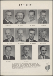 Page 7, 1958 Edition, La Conner High School - Pioneer Yearbook (La Conner, WA) online yearbook collection